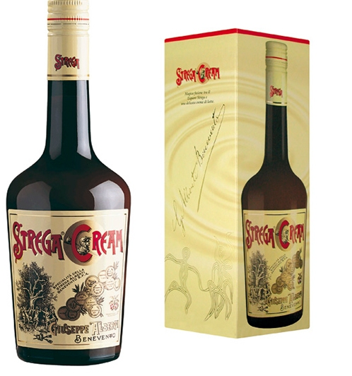 Strega Cream 700ml Astuccio