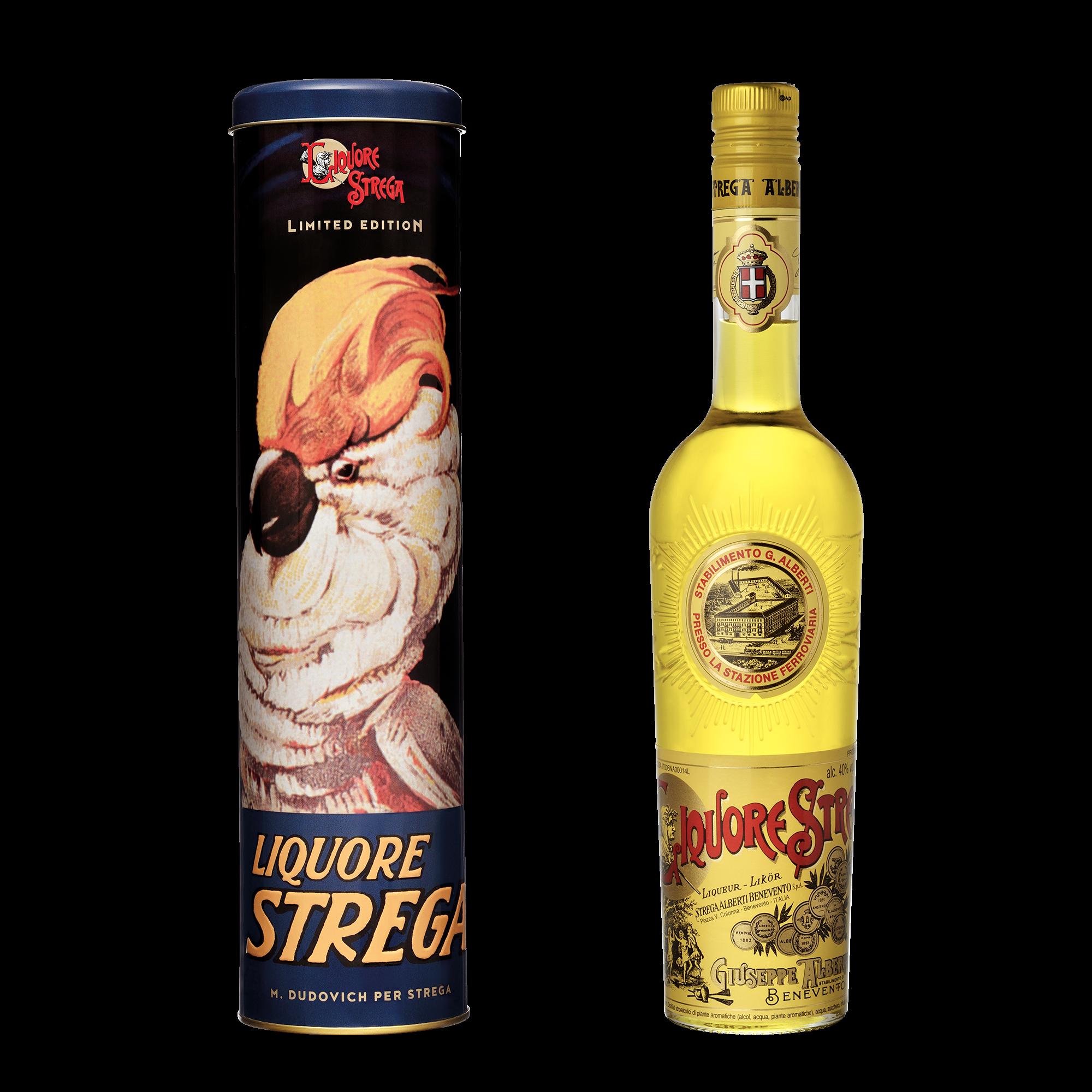Liquore Strega 700 Latta