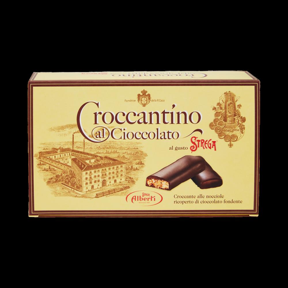 Croccantino al Cioccolato Strega 300 g