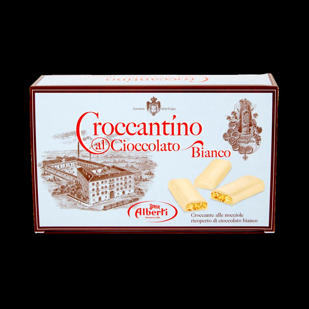 Croccantino al Cioccolato Bianco 300 g