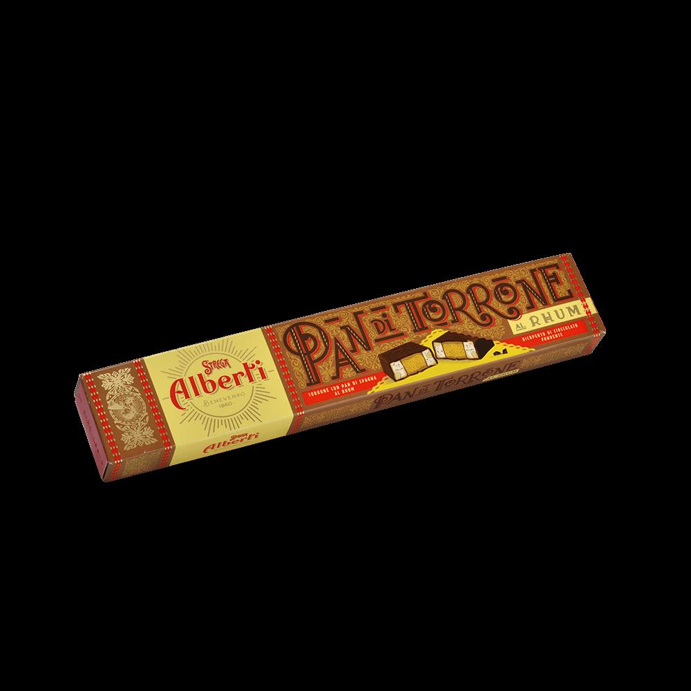 Pan di Torrone Rum 150g