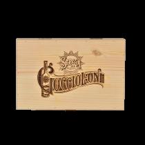 Goccioloni Scrigno in legno 24 pezzi