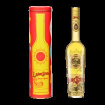 Liquore Strega 700 ml - 40% Vol. - Astuccio in Latta Magenta