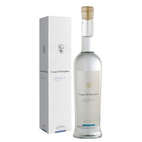Grappa Alberti Falanghina 500ml - 42% Vol. in Astuccio