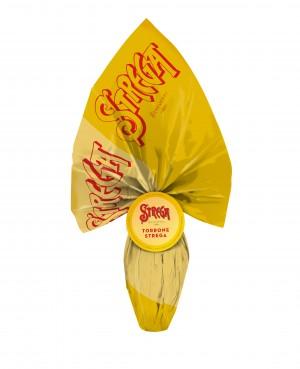 Uovo di Cioccolato al Torrone Strega 300g