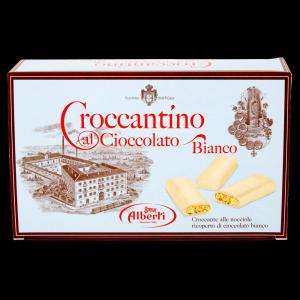 Croccantino Cioccolato Bianco 300g T5