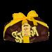 Colomba alla Crema di Cioccolato al Liquore Strega 1Kg Incarto Cioccolato
