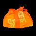 Colomba alla Crema di Liquore Strega 1Kg Incarto Arancio
